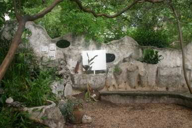 Green Classroom Pond